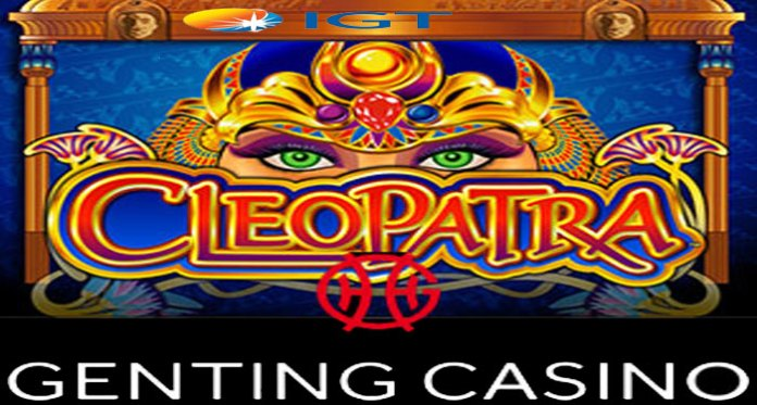 IGT Launches New Cleopatra Slot