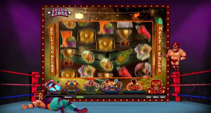 Lucha Libre Slot Game