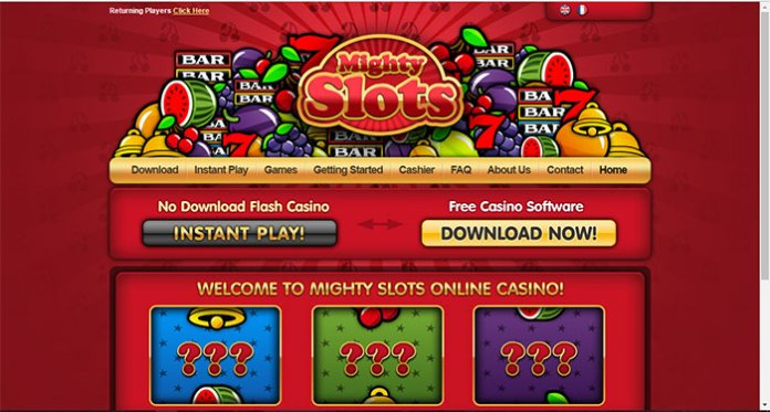 Mighty Slots Casino Complaint - Blacklisted