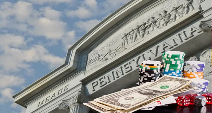 Pennsylvania Pushes for Legalizing Gambling Expansion