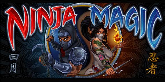 Play the New Ninja Magic Video Slot at All Slots Casino