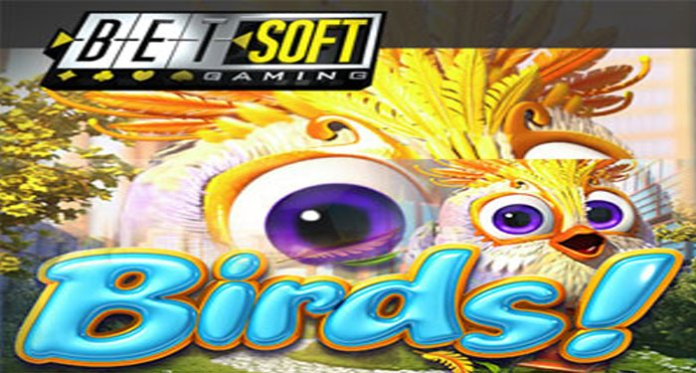 Betsoft Gaming Releases New 3D 'Birds' Slot