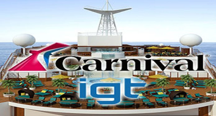 IGT to Supply True 3D Slots to Carnival Cruise Line