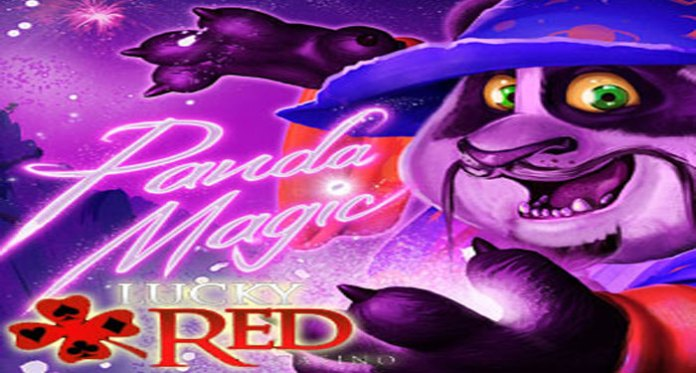 Meet the New Lucky Red Casino, Play the New Panda Magic