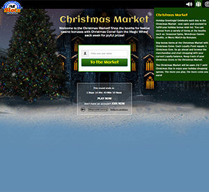 All Slots Casino is Giving You a Glowrious Christmas Shopping Experience