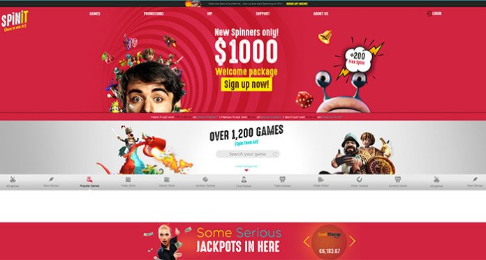 Spinit Casino Complaint Resolved