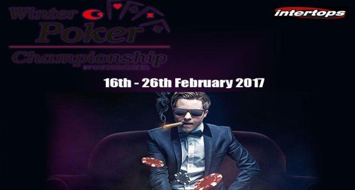 Intertops Poker Satellite Winner On Way to Winter Poker Championship