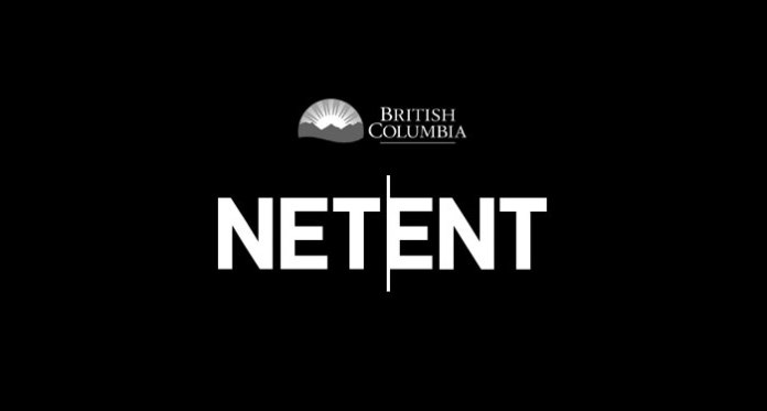 Gaming Policy and Enforcement Branch (GPEB) Approves NetEnt License