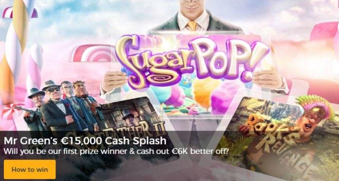 Week-Filled Bonuses at Mr Green Casino, Enjoy Free Bets