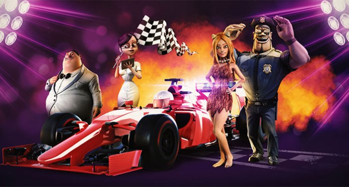 New Look, New Bonuses and a Trip to Singapore F1 at BitCasino