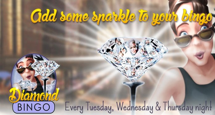 Join in the Weekly Fun at Downtown Bingo with Diamond Room Specials
