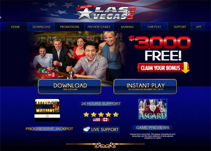 Play the Best Online at Las Vegas USA Casino