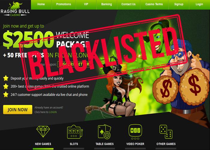stop online casino emails