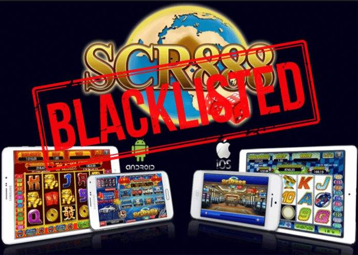 SCR888 Casino Scam – Blacklisted