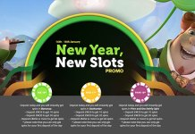 New Year, Two Great Days of Slot Promos at CasinoLuck