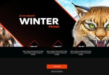 Win Free Spins With Next Casino Winter Promo