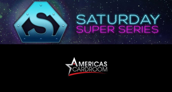 Join Americas Cardroom for the Saturday Super Series