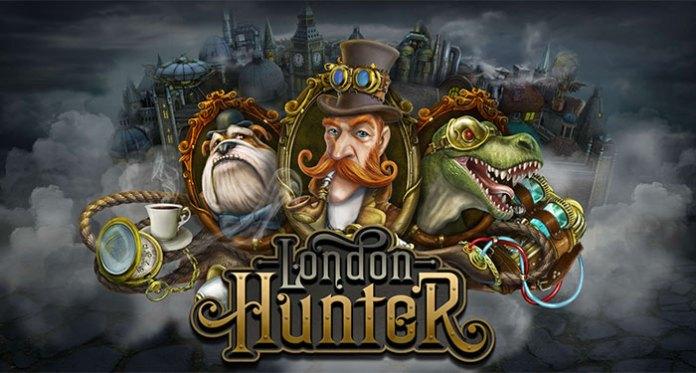 New Steampunk Inspired Slot London Hunter from Habanero