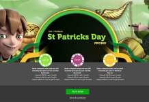 Join CasinoLuck for a Special St. Patrick's Day of Spins on NetEnt Slots