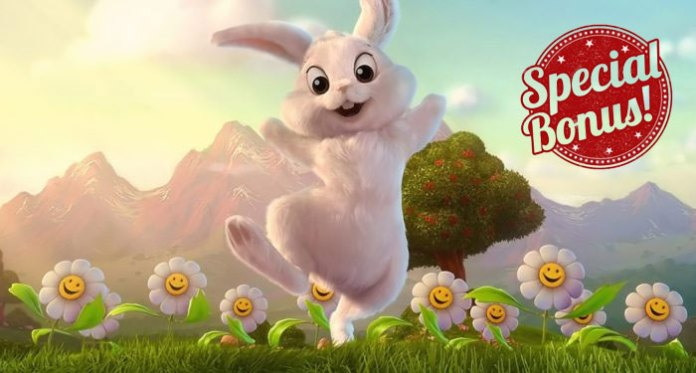 CPR Weekly, Easter Bonus Specials + Free Tournaments and Spins