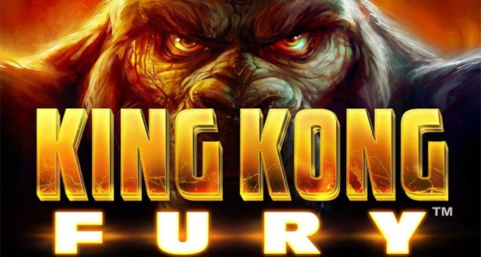 Join Royal Panda Casino for 60 Royal Spins on King Kong Fury Slot