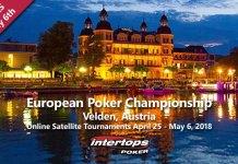 Daily Satellites for $770K EPC Velden Begin Wednesday at Intertops Poker