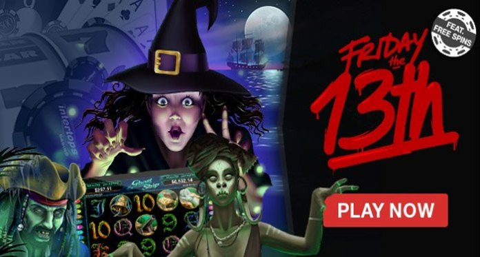Celebrate the End of Friday 13th Superstitions at Intertops Casino