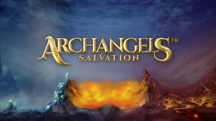 Experience Netent's Latest Creation with the Release of Archangels Salvation™
