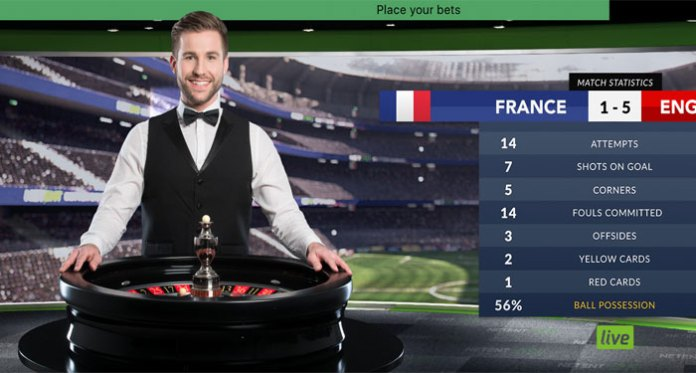 Introducing NetEnt's Innovative New Live Sports Roulette