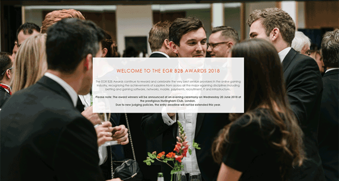 Pariplay Ltd Takes Home the 2018 Mobile Gaming Software Award