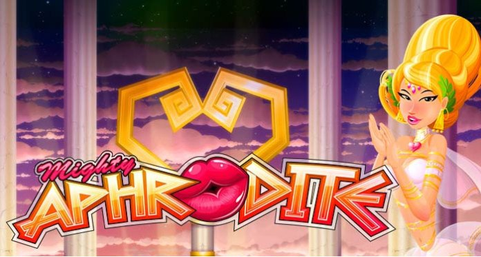 Goddess of Love Comes to Life in Rival Gaming's New Mighty Aphrodite Slot