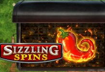 Play'n Go Launches its New Sizzling Spins Slot
