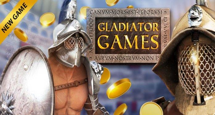 Slotland Casino Unveils its Epic New Gladiator Games Slot