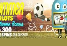 Videoslots Announces Three New Slot + Special Weekend Bonuses
