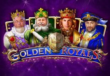 Golden Royals Slot Game