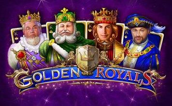 Golden Royals Slot Game