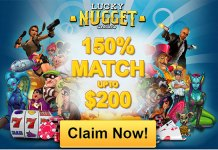 One of the Oldest Online Casinos, Lucky Nugget, Gets New Look, Check Out the Updated Version of a Classic