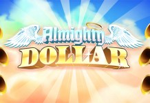 Desert Nights Casino Bonus on New Almighty Dollar Slot