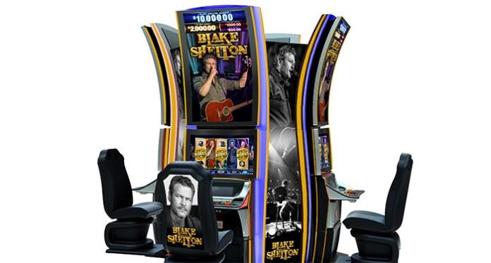 IGT's Blake Shelton Video Slot Set for Release at Seminole Hard Rock