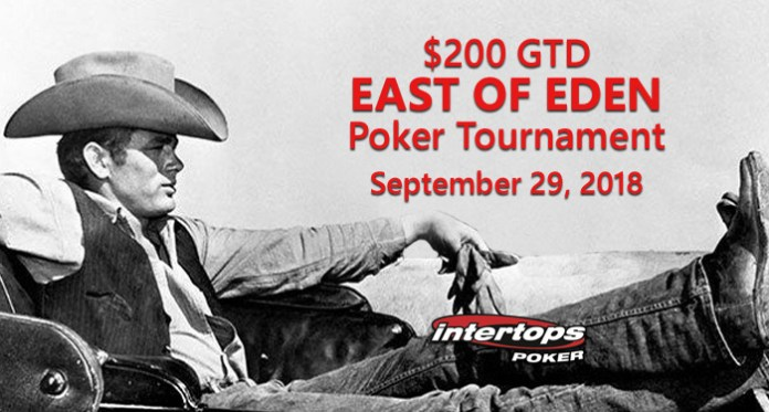 New $200 East of Eden GTD, Plus up to $200 and 50 Free Spins