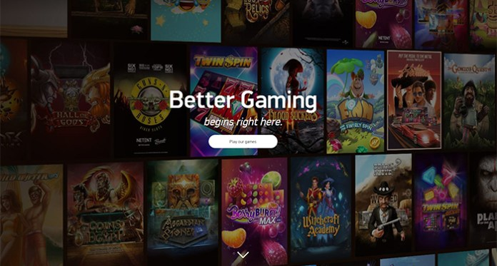 NetEnt Launches Bet-Affiliate Slot Games Site