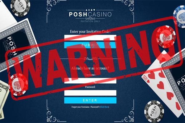 Posh Casino.Com