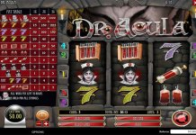 Dr. Acula Slot Game