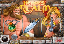 Heroes Realm Slot Game