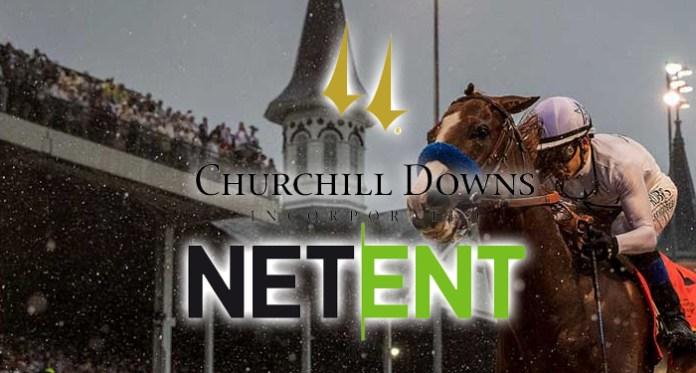 Net Entertainment Enters into a Churchill Downs Customer Agreement