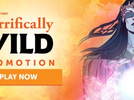 Horrifically Live Promotion at Wild Slots Casino, Free Spins on Slots