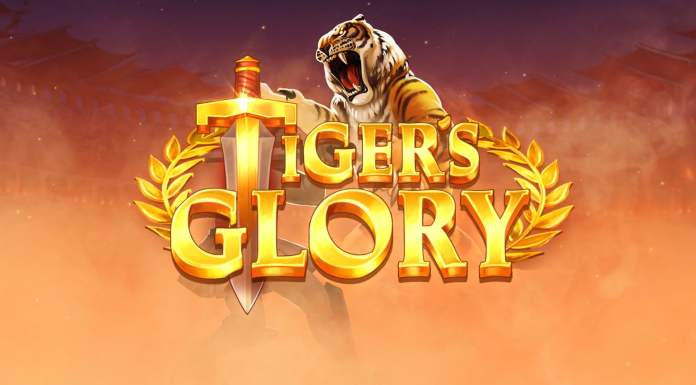 Quickspin's New Tiger Glory Slot Released, Sneak Preview