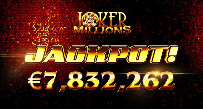 Lucky LeoVegas Players Cleans Up on Joker Millions Jackpot