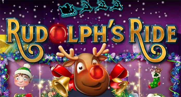Booming Games Set to Launch Rudolph's Ride This Week