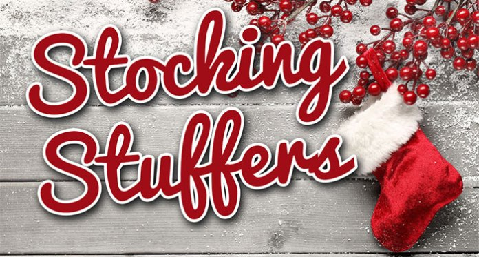 Christmas Countdown Stocking Stuffers! Spins, Slots & New Offers!
